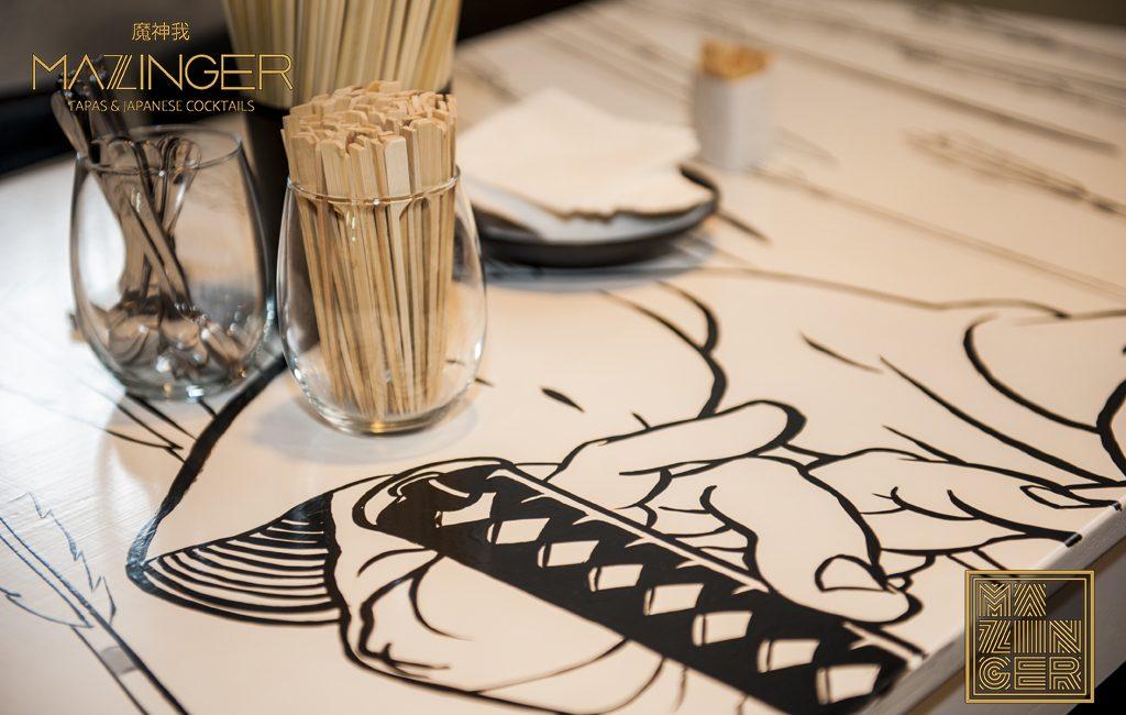 Mazinger Tapas & Japaneses Cocktails