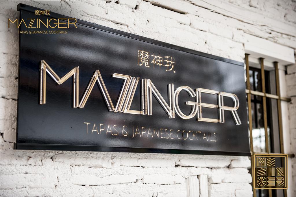 Mazinger Tapas & Japanese Cocktails