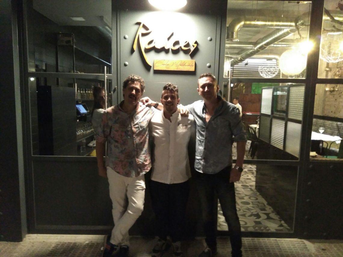 Restaurante Raíces by Carlos Maldonado